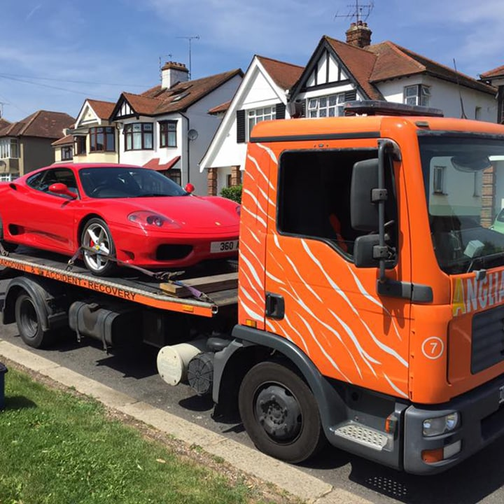 Breakdown Recovery Southend-on-sea